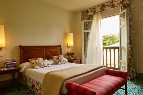 Habitación Doble - 1 o 2 camas - Uso individual Palacio Urgoiti 11