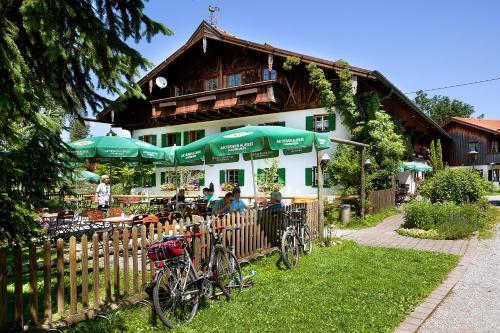 Landhotel Huberhof impression