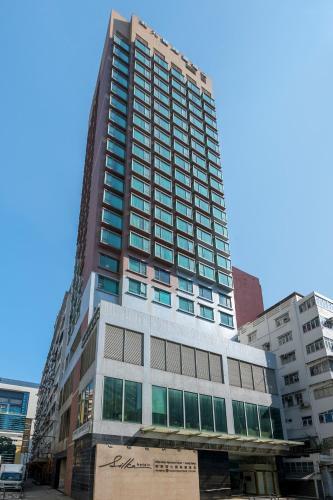 Silka West Kowloon Hotel impression