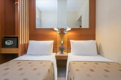 Silka West Kowloon Hotel photo 20