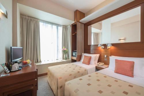 Silka West Kowloon Hotel photo 25