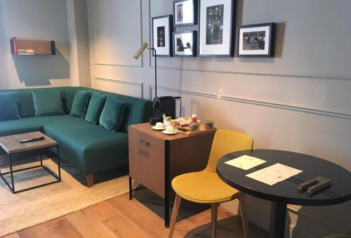 Suite TÓTEM Madrid - Small Luxury Hotels of the World 6