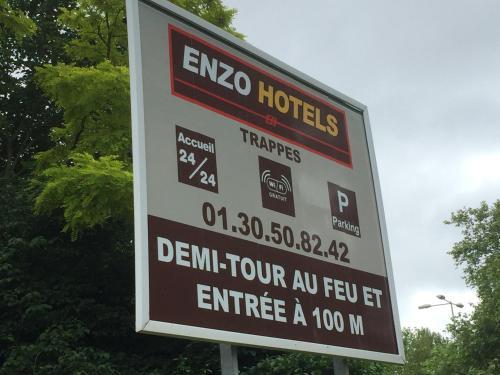 Enzo Hôtels - Trappes