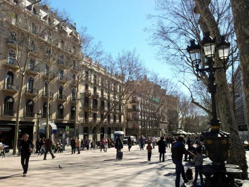 Hotel Toledano Ramblas photo 26