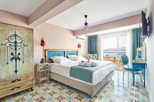 Mugla SOLTO SELİMİYE HOTEL tatil