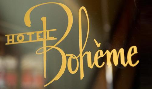 Hotel Boheme - San Francisco, CA 94133