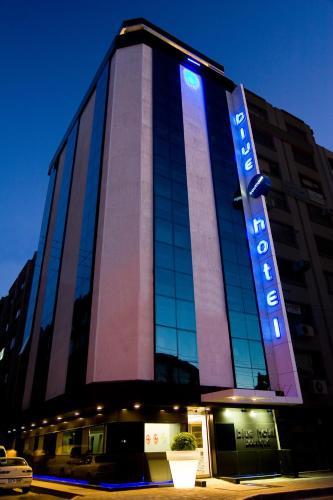 Izmir Blue Boutique Hotel adres