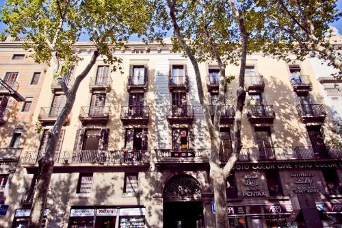 Ramblas Apartments impression