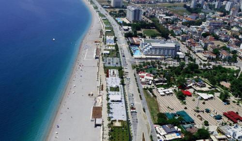 Antalya TURKISH APART HOTEL yol tarifi