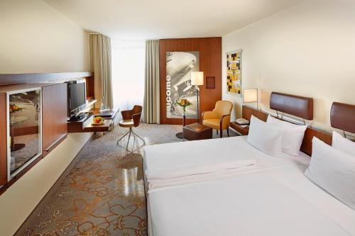 Dorint Hotel Frankfurt-Niederrad photo 22