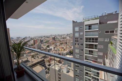 Urbano Apartments Miraflores Pardo Bild 8