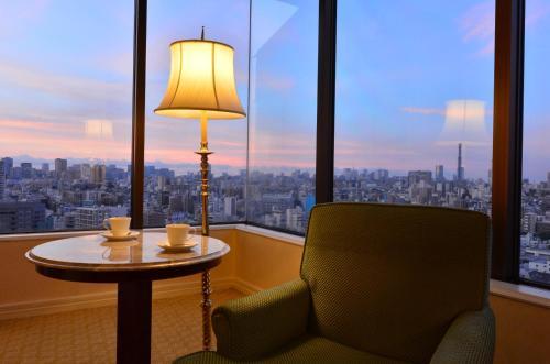 Hotel Chinzanso Tokyo photo 4