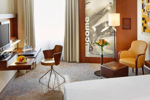Dorint Hotel Frankfurt-Niederrad photo 48