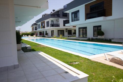 Antalya Limon Park odalar