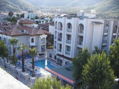 Icmeler Ercan Han Hotel indirim kuponu
