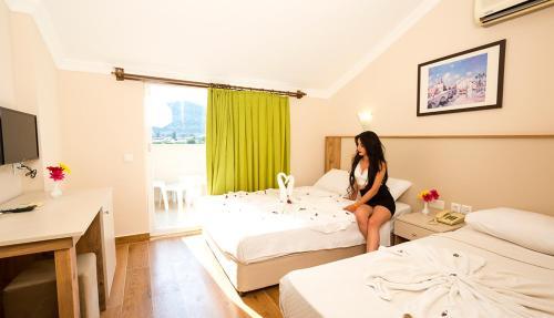 Kemer Melissa Residence & Spa Hotel online rezervasyon