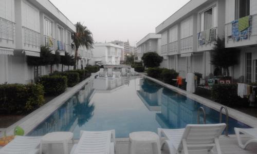 Lara Villa Deluxe Rental 3 Pools Holiday harita