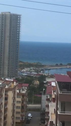 Yomra شقة خليج طرابزون Trabzon gulf apart tek gece fiyat