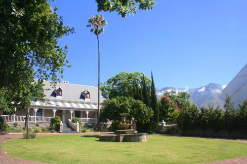 De Oude Pastorie Swellendam Photo