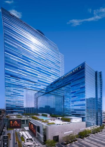 JW Marriott Los Angeles L.A. LIVE impression