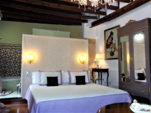 Deluxe Double Room Hotel Boutique Nueve Leyendas 103