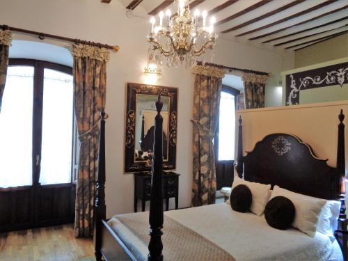Deluxe Double Room Hotel Boutique Nueve Leyendas 108