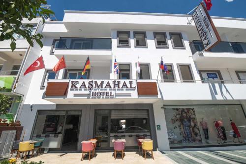 Antalya Kaşmahal Hotel yol tarifi