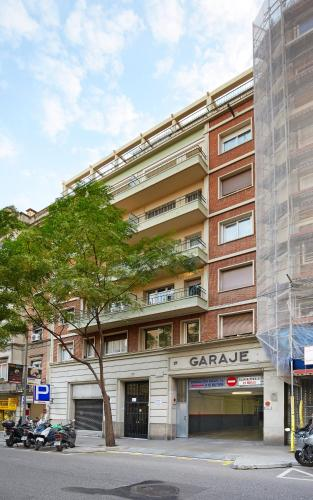 AinB Diagonal Francesc Macià Apartments photo 117