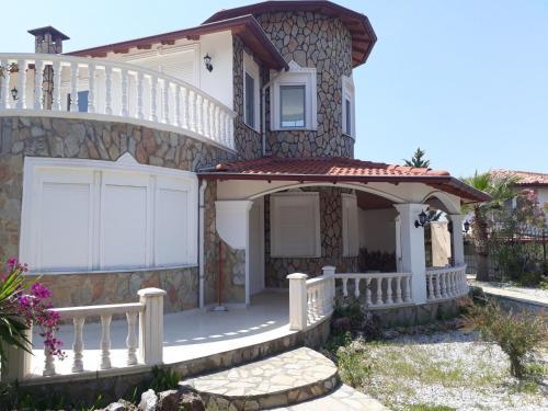 Alanya Show villas yol tarifi