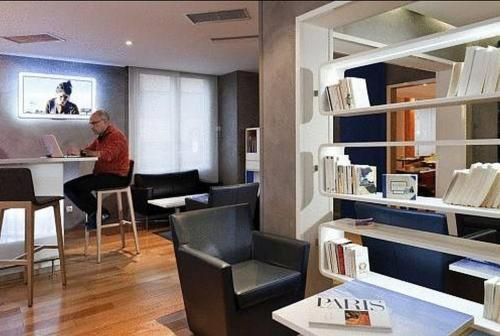 ibis Styles Paris Tolbiac Bibliotheque photo 22