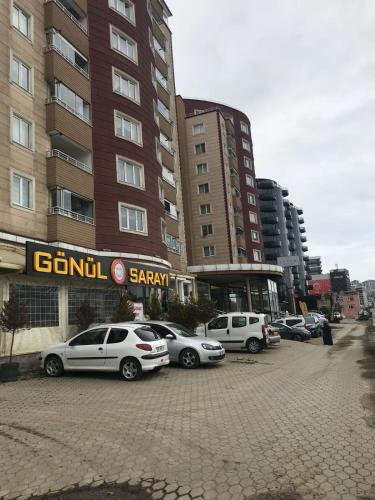 Trabzon OKAN AYDIN APART adres