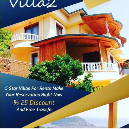 Alanya Villa tatil