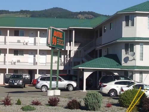Motel 99 - Grand Forks, BC V0H 1H0