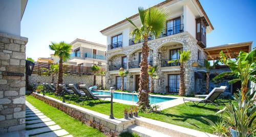 Izmir Avalon Boutique Hotel & Suites odalar