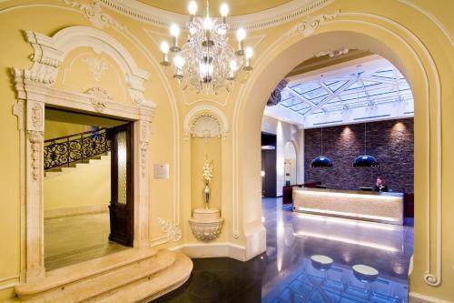 ホテル パラッツォ シシィ ブダペスト