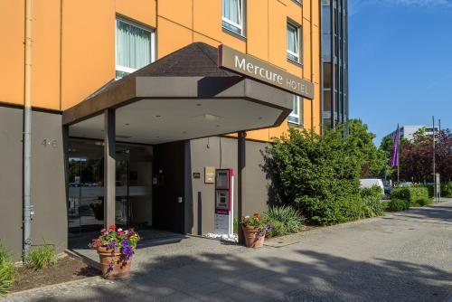 Mercure Hotel Berlin City West photo 64