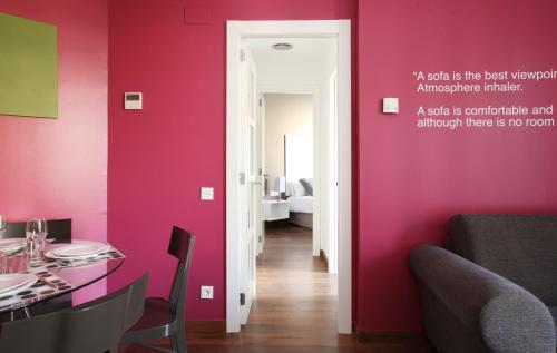 MH Apartments Suites impression