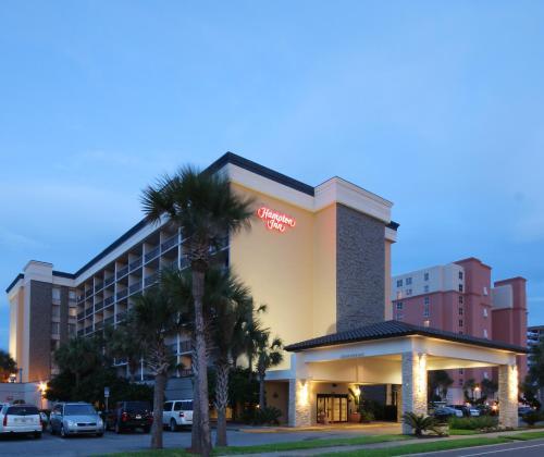 Hampton Inn Jacksonville Beach/oceanfront - Jacksonville Beach, FL 32250