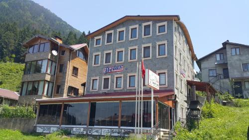 Ayder Yaylasi Delux Apart Otel odalar