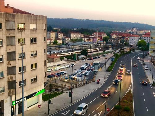 Hotel Compostela HOTELES