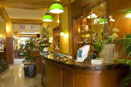 Hotel Terminus Lyon photo 2