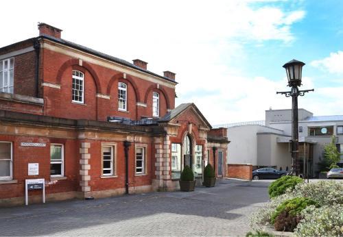 Standard Hill, Park Row, Nottingham, England, United Kingdom, NG1 6GN.