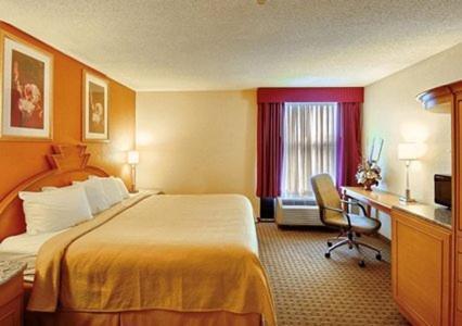 Quality Inn & Suites Shelbyville - Shelbyville, IN 46176