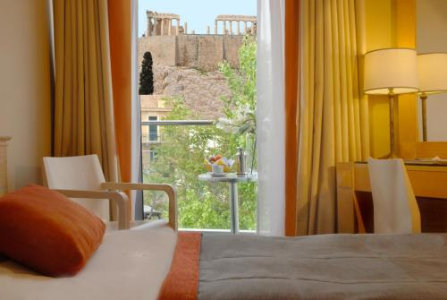 Herodion Hotel Athens Booking