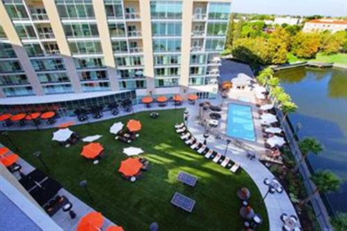University Plaza Waterfront Hotel Stockton