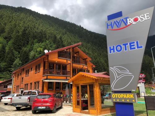 Trabzon Hayat Rose Hotel odalar