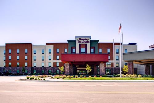 Hampton Inn & Suites/Pittsburg/Kansas Crossing in Pittsburg