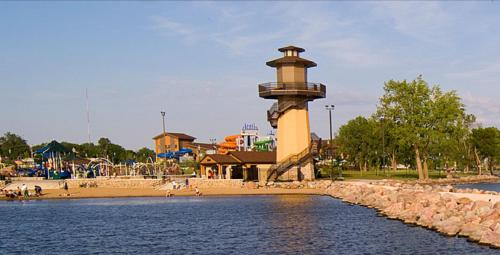 King's Pointe Waterpark Resort - Storm Lake, IA 50588