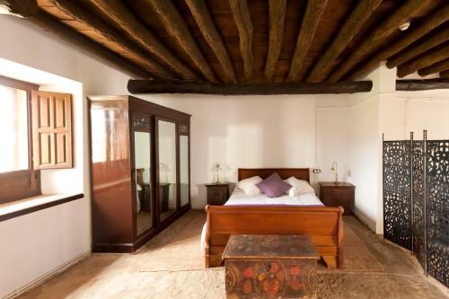 Suite Familiar (2 adultos + 2 niños) Hotel Cortijo del Marqués 21
