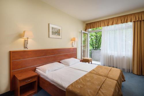 Benczur Hotel impression